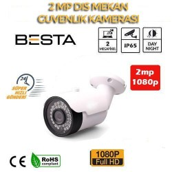 1080P 2MP HD IP BULLET KAMERA 2.8MM BT-5615