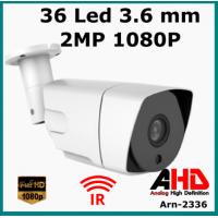 2 MP 1080P 36 Led 3.6 MM Lens AHD Gece Görüşlü Su Geçirmez Güvenlik Kamerası