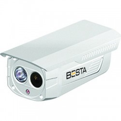 2MP Ahd 1080P Tek atom led Metal Kasa Güvenlik Kamerası KD-2980