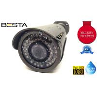 2MP 1080p AHD 42 Led Gece Görüşlü Güvenlik Kamerası BT-8143