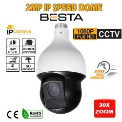 2 MEGAPİKSEL FULL HD WDR IR SPEED DOME IP KAMERA BT-2230