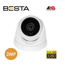 Besta KD-6329 2MP Ahd 1080P Atom Led Dome Güvenlik Kamerası