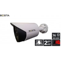 2MP Ahd 1080P 36 Led Bullet Güvenlik Kamerası KD-8136