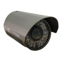 Picam pi80 Analog Kamerası 700 Tvl Gece Görüşlü 42 Big Led