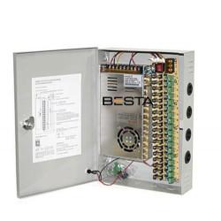 Besta BA-5700 12 Volt 30 Amper Sanayi Tipi Kabinli Adaptör