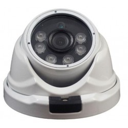 BESTA  1Mp 6 Atom LED Hd Dome Güvenlik Kamerası KD-8263