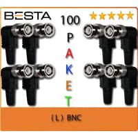 Besta BNC-105 L BNC KONNEKTÖR 100 LÜ PAKET