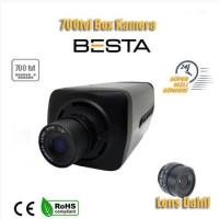 700 tvl 6mm Lens Dahil Box Kamera BT-1147