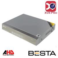 8 KANAL 1080P AHD Kayıt Cihazı 8 Kanal Ses  Xmeye (BS-7108A)
