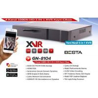 Besta BS-4255 AHD DVR 4 Kanal Kamera Kayıt Cihazı