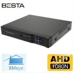 AHD DVR 16 Kanal Kamera Kayıt Cihazı - Xmeye KD-4816