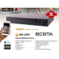 Besta BS-6216HS AHD DVR 16 Kanal Kamera Kayıt Cihazı