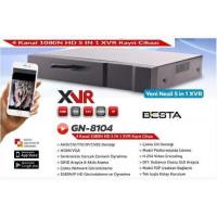 Besta BS-8104S XVR 4 Kanal Kamera Kayıt Cihazı