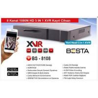 Besta BS-8108S XVR 8 Kanal Kamera Kayıt Cihazı