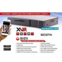 Besta BS-8216 XVR 16 Kanal Kamera Kayıt Cihazı