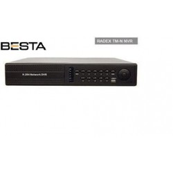 Besta NVR-5124 NVR IP 24 Kanal Kamera Kayıt Cihazı
