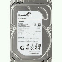 Seagate Barracuda 3TB 3,5inc 7200rpm Masaüstü Harddisk (refurbished)