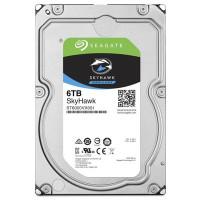 """Seagate SKYHAWK 3.5"""" 6 TB 256 MB 5900 RPM ST6000VX001 Hard Disk"""