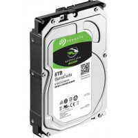 Seagate 3.5inc 8 TB Barracuda ST8000DM004 SATA 3.0 5900RPM 7/24 Güvenlik Hard Disk