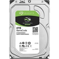 Seagate Barracuda ST8000DM004 3.5inc 8 TB SATA 3 HDD