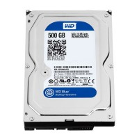 Western Digital 500gb 3,5inc 7200rpm Masaüstü Harddisk (refurbished)