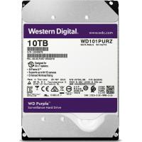 WD Purple WD101PURZ 3.5inc 10 TB SATA 3 Güvenlik Harddiski