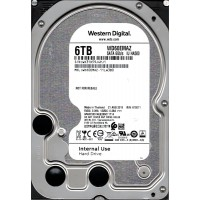 "WD 6TB Sata 3.0 64Mb Cache 3.5"" Sabit Disk WD60EMAZ"