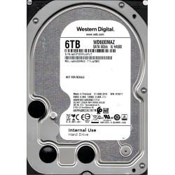 "WD 6TB Sata 3.0 64Mb Cache 3.5"" Sabit Disk WD60EMAZ"