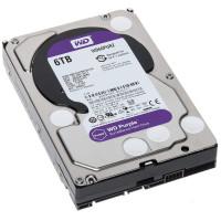 WD Purple WD60PURZ 6 TB 3.5inc 5400 RPM HDD Güvenlik Kamerası Harddiski