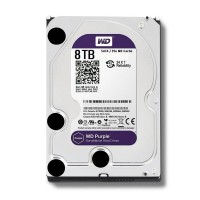 Western Digital Purple WD82PURZ 3.5'' 8 TB 7200 RPM HDD