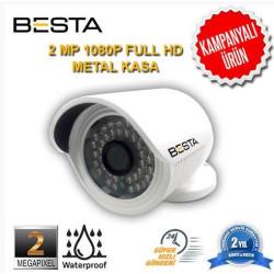 2 mp AHD Metal Kasa 36 LED Kamera ( BT-8967 )