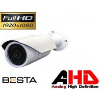 Besta BT-9457 2MP Ahd 1080P 42 Led Metal Kasa Güvenlik Kamerası