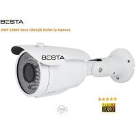 Besta BT-8583 2MP Ahd 1080P 36 Led  Metal Kasa Güvenlik Kamerası
