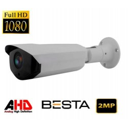 Besta BT-9538 2MP Ahd 1080P Metal Kasa Güvenlik Kamerası