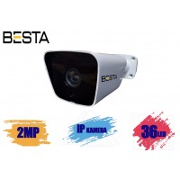 2MP 1080P  IP 36 Led Dış Mekan Metal  Güvenlik Kamerası  BT-IP1848