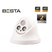 Besta KD-5230 2Mp IR Dome  1080p Ip Kamera