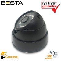 2 MP 1080P İP GÜVENLİK KAMERASI BT-1625