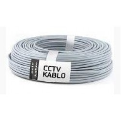 2+1 50Metre 0,22 CCTV Kamera Kablosu