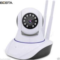 Besta BS-ABQ5 1MP Kablosuz İp Güvenlik Kamerası 720p Çift Antenli