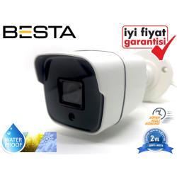 2 MP 1080P Gece Görüşlü FULL HD AHD Güvenlik Kamerası BT-1014