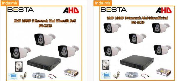 Ev Guvenlik Kamera Sistemleri Fiyatlari Satisi Kamera